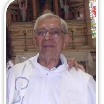 Pe. Robson Teixeira Campos, SDN